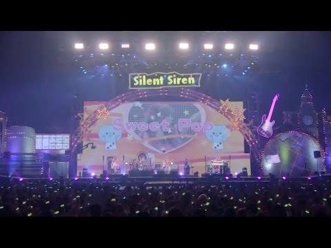 【Silent Siren】「Sweet Pop!(Live ver. -2015/1/17@日本武道館-)」