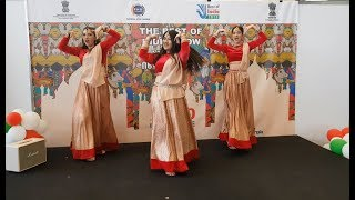 Luka Chuppi: Tu Laung Main Elaachi / Dance Group Lakshmi / Indian exhibition in Georgia