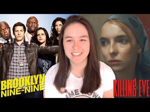 'Brooklyn Nine Nine' Renewed for Season 6! 'Killing Eve' 1x06 Thoughts - Lez Talk