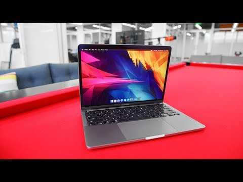 "The 2020 13"" MacBook Pro Impressions: Wait A Minute!"