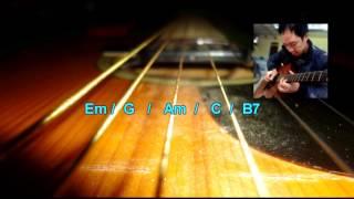 Niềm tin cho cát bui - Thuykai guitar cover (Bức Tường)