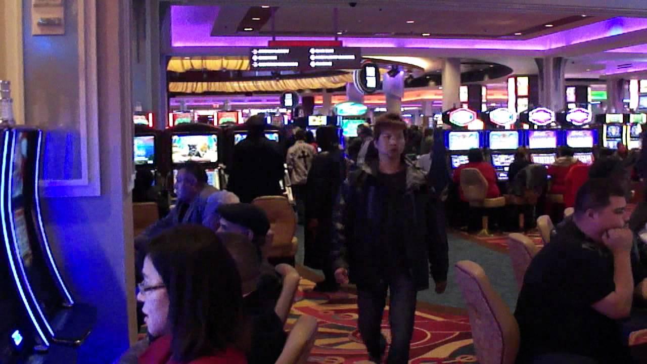 Aqueduct gambling casino