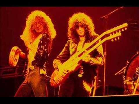 Led Zeppelin - Babe I'm Gonna Leave You lyrics