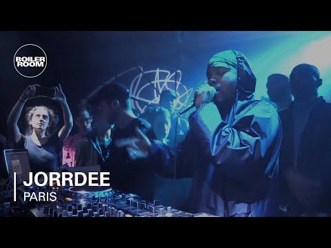 Rap: Jorrdee Boiler Room Paris Live Set