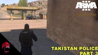 ARMA 3: Takistan Life — TMP Part 3 — Code red!