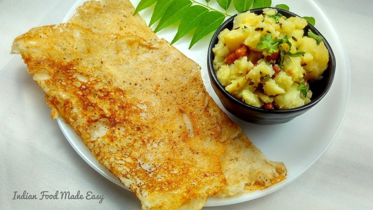 Samak ke chawal ka dosa by indian food made easy youtube samak ke chawal ka dosa by indian food made easy forumfinder Gallery