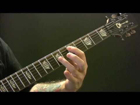 How To Play Revenga By System Of A Down SOAD On Guitar