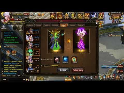 Fusion Athena & Gaia = Loki ( Legend Online )