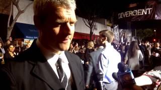 Divergent Premiere: Neil Burger