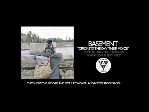 Basement - Crickets Throw Their Voice (Official Audio)