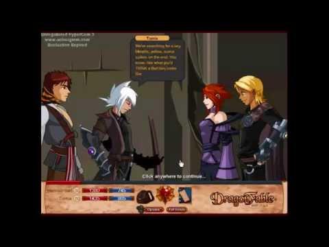 Dragonfable tomix saga walkthrough-Get trolled son!