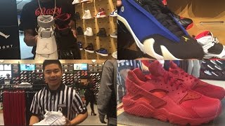 SKECHERS SELLING JORDAN RETRO HEAT?! Making HypeBeast Mad! SneakerHead Shoe Vlog Ep.15