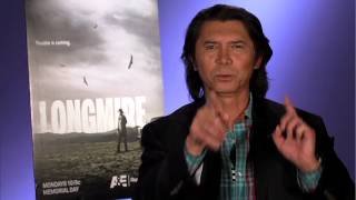 Longmire Season 2 Exclusive: Lou Diamond Phillips
