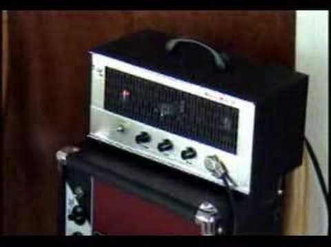 D-Lab MinuteMan II Tube Guitar Practice Amp Amplifier 3 Watt