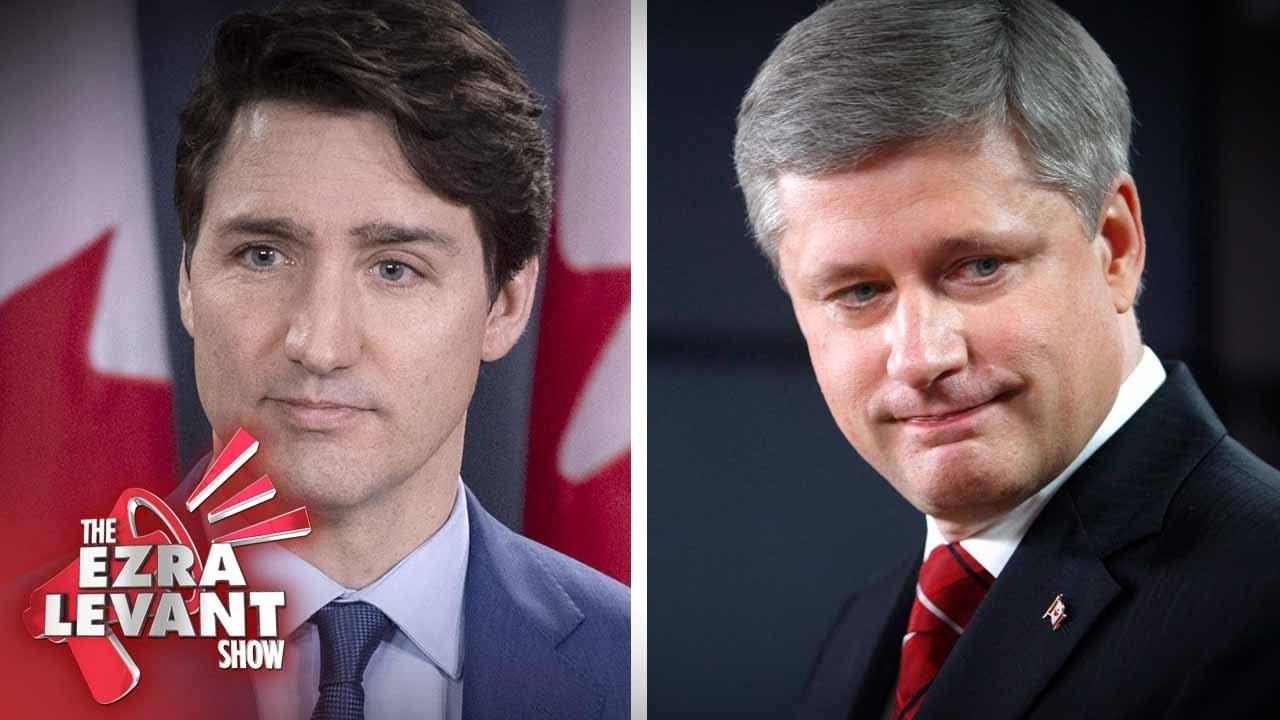 Andrew Lawton: Media reduced to reporting on Liberal Party tweets | Ezra Levant