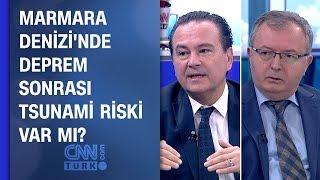 Marmara Denizi'nde deprem sonrası tsunami riski var mı?