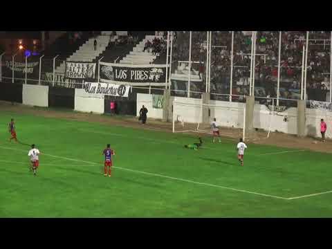 Gol de Melivillo - Amistoso Central Córdoba 1 - 0 Sarmiento de Resistencia