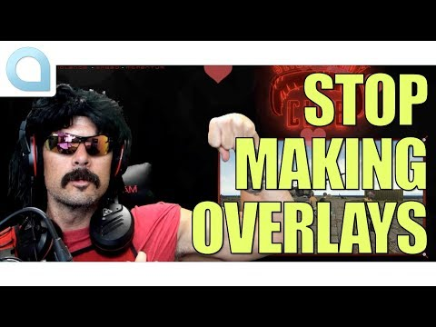 Stream Tips: Stop Making Overlays! Download Ours For Free Instead!