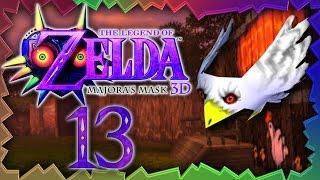 Nebenquests: Masken, Flaschen und Herzteile! - The Legend of Zelda: Majora