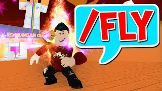 HOW TO BECOME AN ADMIN IN THIS ROBLOX GAME!! (Robloxian Life)