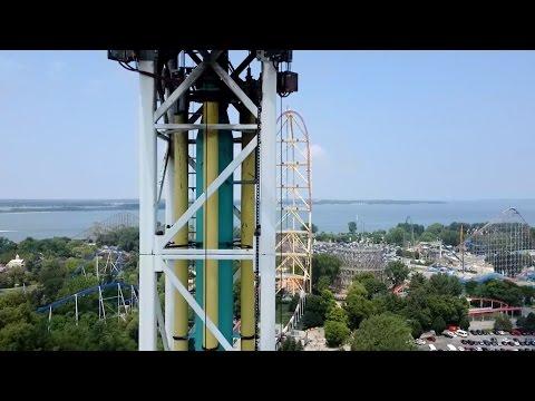 Power Tower POV 2014 FULL HD Cedar Point