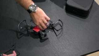 DJI Spark Prop Guards Demonstration