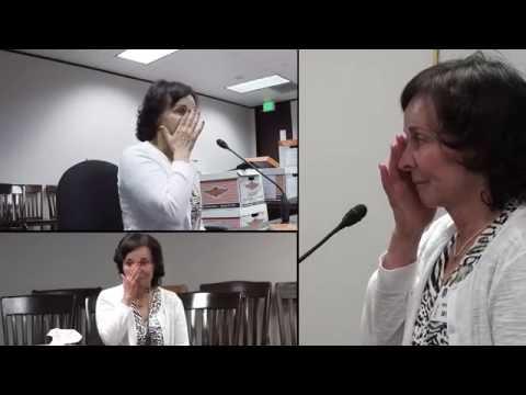 Mary Jo Siegel Testimony - May 6, 2016 - Texas vs. Burzynski (non-Hodgkin's lymphoma cure)