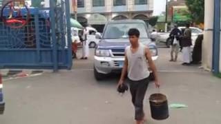 برنامج الصدمه في اليمن شوارع صنعاء الحلقه 2