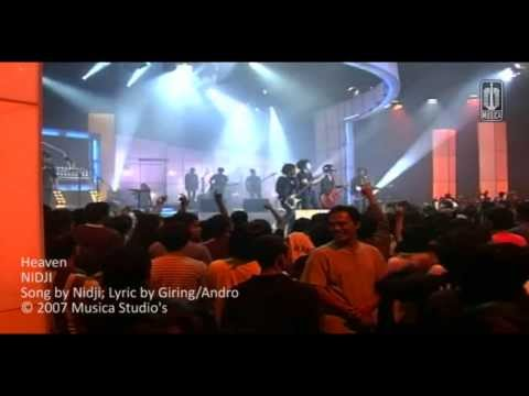NIDJI - HEAVEN (Live Performance)