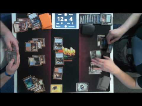 (Magic: The Gathering) Jeskai Control vs Green Black Energy Standard Testing