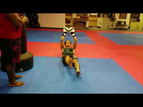 Weekly Workout Series Episode 1: Heavy Bag and Body Weight Conditioning