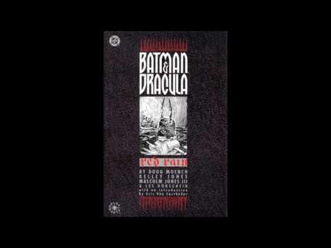 Batman & Dracula: Red Rain Comic Review