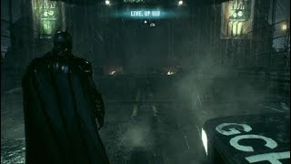 BATMAN™: ARKHAM KNIGHT 240 percent walkthrough Part 1