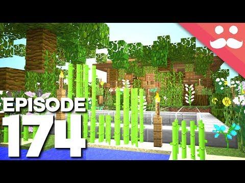 Hermitcraft 5: Episode 174 - Jungle Paradise is FINISHED!