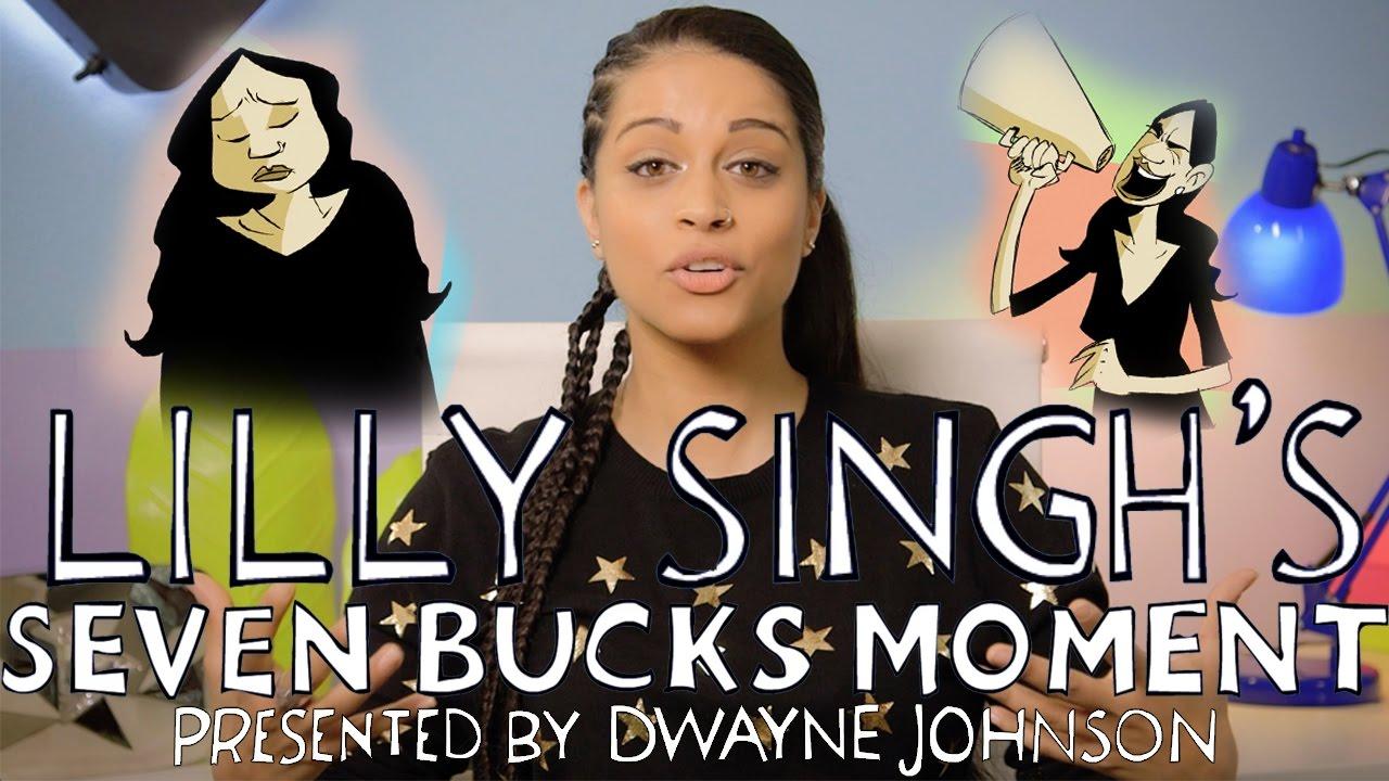 lilly-singh-s-aka-iisuperwomanii-seven-bucks-moment