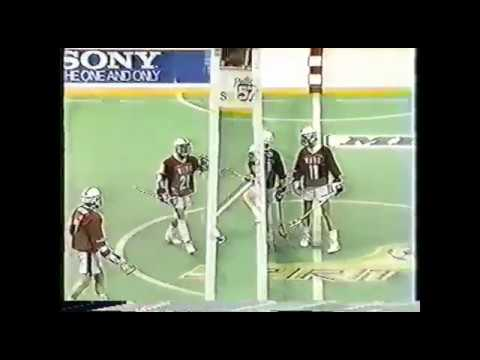 1987 EPBLL Semi-Final Playoff - Washington @ Philadelphia