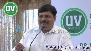 UV Gullas - Atmia Education - Mr. Brirendrasinh Parmar