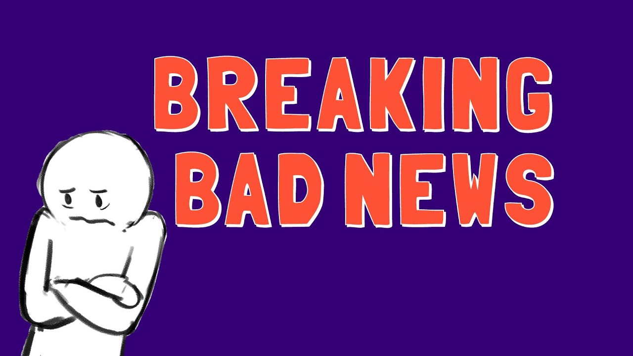 Bad news vs good news