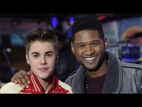Justin Bieber's Mentor Usher Talks Discovering the Young Star