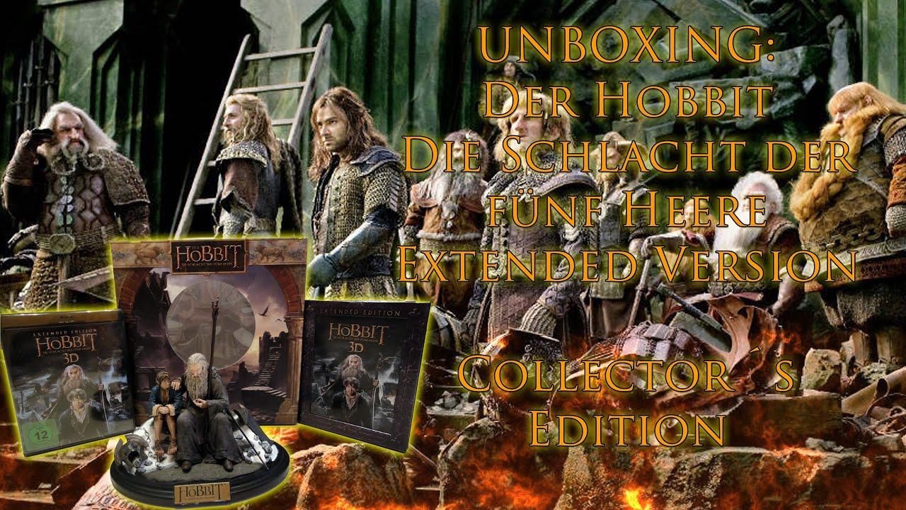 Hobbit Schlacht Der Fünf Heere Extended Edition