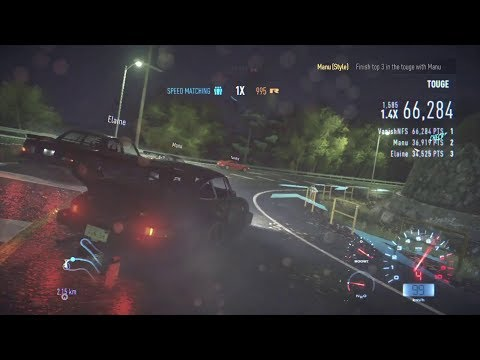 Career Pick #4  - 16 Minutes of Drift Career  - Need for Speed™ 2015ᴴᴰ