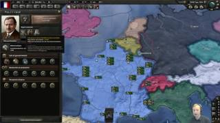 [FR] Tutorial Hearts Of Iron 4 : Jouons