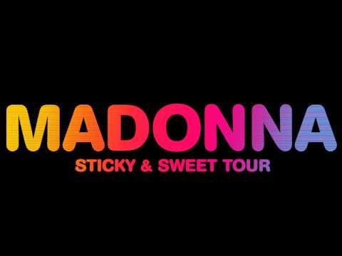 Madonna Ray of light (sticky & sweet studio version).
