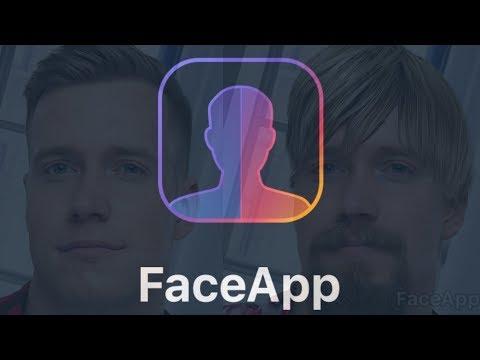 FaceApp : AI Face Photo Editor