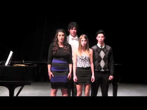 Browne Academy Quartet - Contemporary Gospel