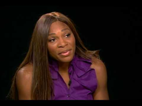Serena Williams Charlie Rose Interview [02/02/2007]