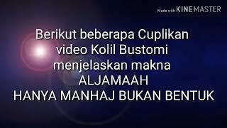 Download 2. Meluruskan SUBHAT KOLIL BUSTOMI ttg BAB ALJAMAAH PART II oleh MUBALIGH PLENTIS