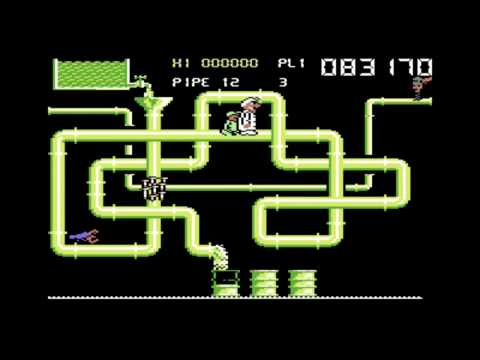 C64-Longplay - Super Pipeline 2 (720p)
