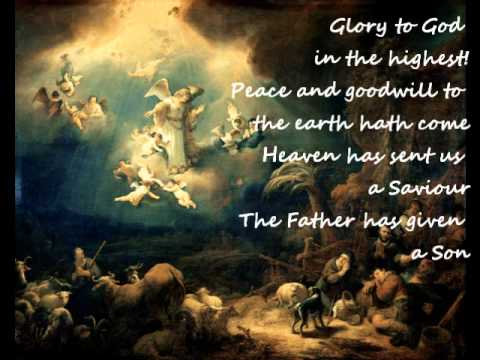 A Son, A Savior (with lyrics) - Maranatha Singers
