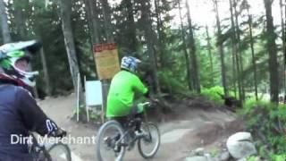 2011 Whistler Bike Trip [ Day 1 ] ウィスラー